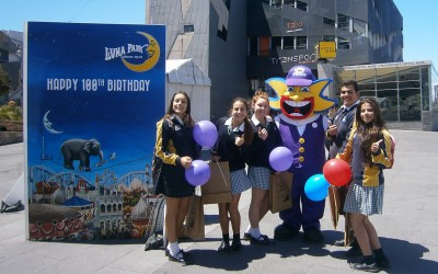 Luna Park Photo Opportunity