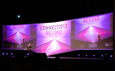 Telstra Connect2013 Stage